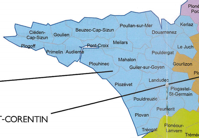 Paroisse Saint-Tugdual - Douarnenez