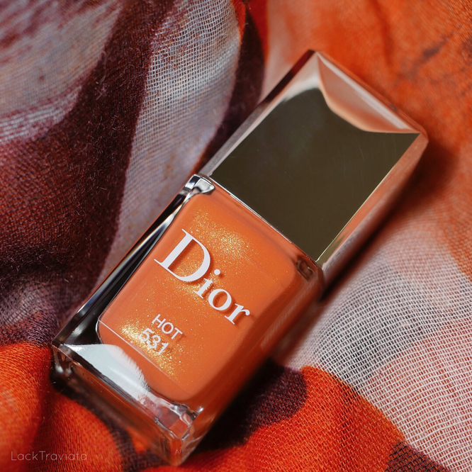 Dior • HOT 531 • Dior en Diable Collection • Fall 2018