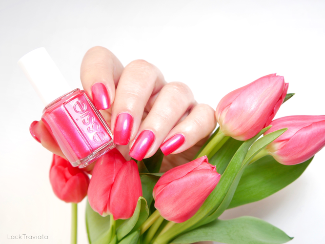 essie • dressed to the maxi (EU 559) • June in Bloom Collection (spring 2018)