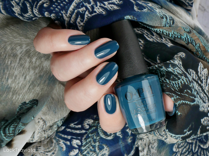 OPI • Galleria Vittorio Violet (NL MI09) • Muse of Milan Collection (fall/winter 2020)