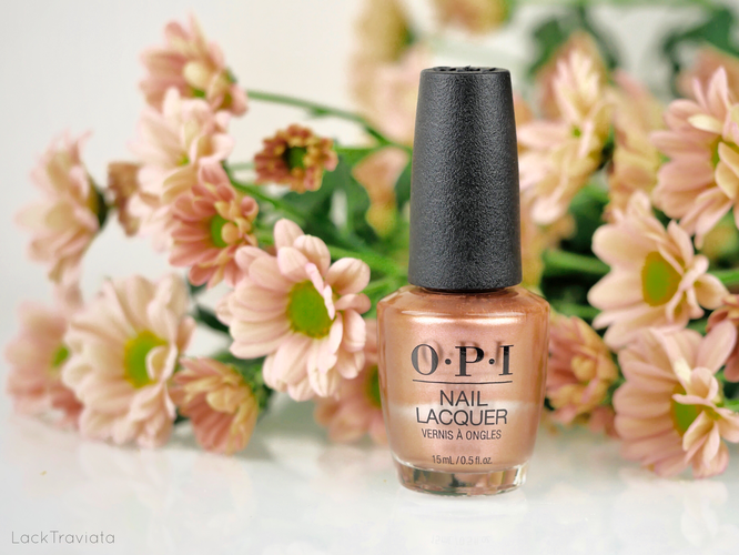 OPI •  Made It To the Seventh Hill! (NL L15) • OPI Lisbon Collection Spring 2018