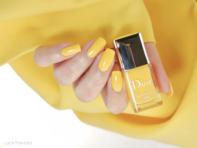 Dior • TUTTI FRUTTI 310 • Lolli'Glow Collection • Spring 2019
