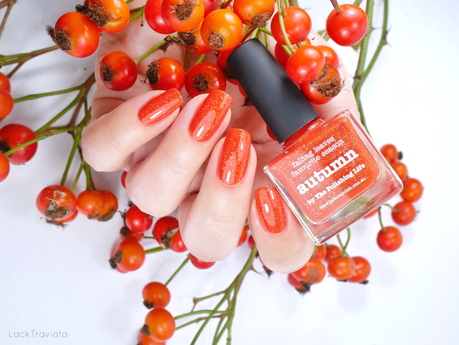 picture polish • autumn • by ThePolishingLife • Collaboration Shades Collection (2015)