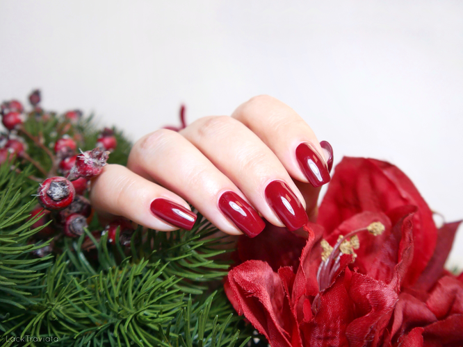 OPI • Ginger's Revenge (HR K26) • The Nutcracker and the Four Realms Holiday Collection 2018