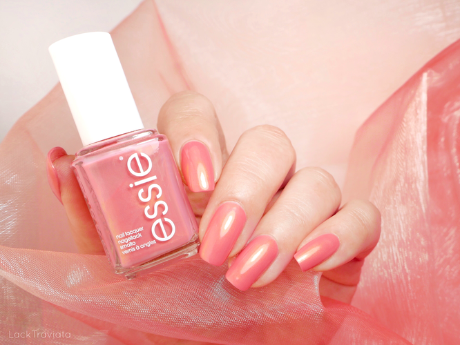 essie • let it glow (EU 535) • Desert Mirage Collection (spring 2018)