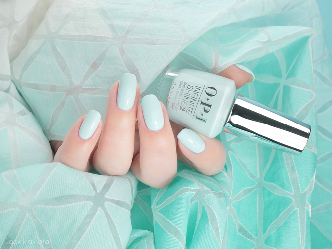 OPI • Mexico City Move-mint (ISL M83) • Mexico City Collection (spring/summer 2020)