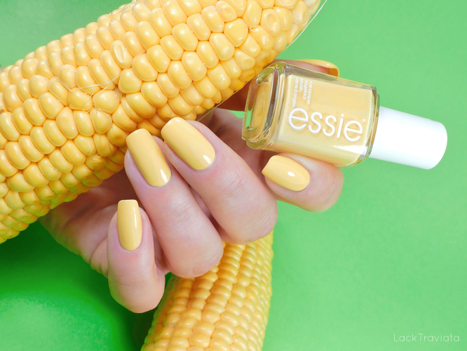 essie • hay there (EU 662) • Sweater Weather Collection  (fall 2019)