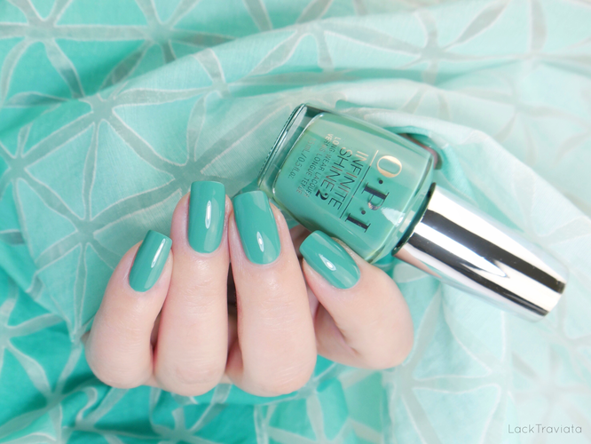 OPI • I'm On a Sushi Roll (ISL T87) • Tokyo Collection • Spring 2019