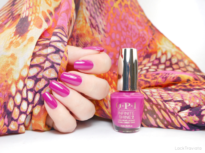 OPI • Hurry-juku Get this Color! (ISL T83) • Tokyo Collection • Spring 2019