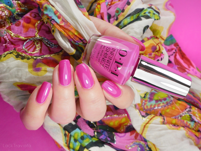 OPI • Telenovela Me About It (ISL M91) • Mexico City Collection (spring/summer 2020)