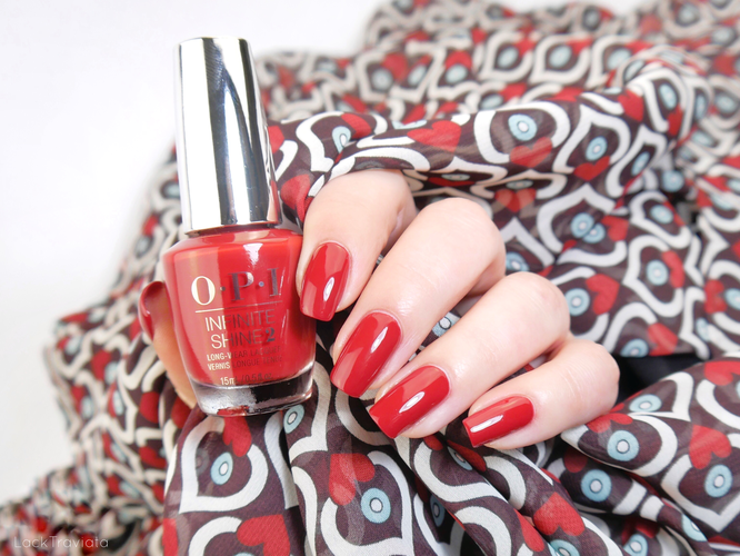 OPI • I Love You Just Be-Cusco (ISL P39) • Perú Collection fall 2018