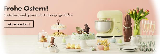 Frohe Ostern bei Klarstein