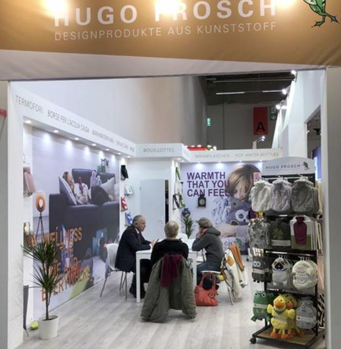 Hugo Frosch - Ambiente Messe Frankfurt - Katrin testet für Euch