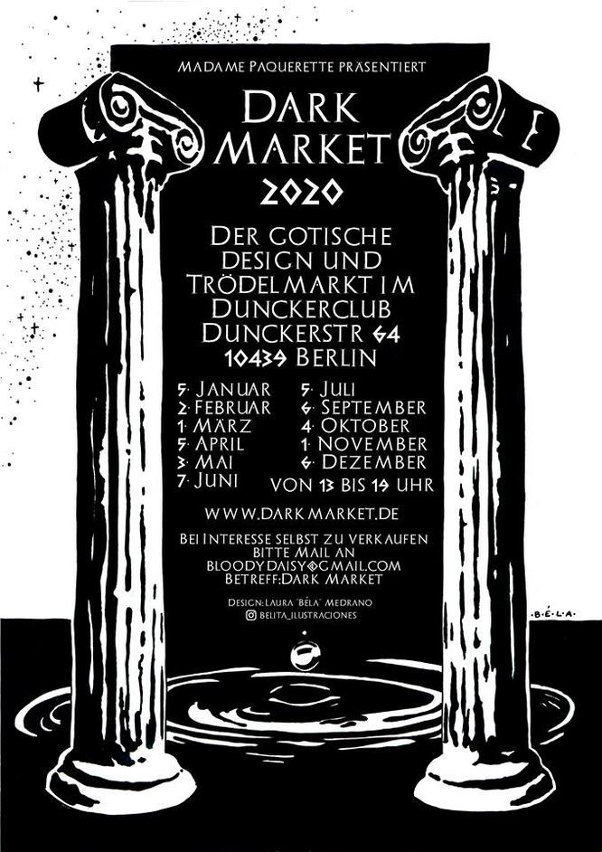 flohmarkt dallgow termine 2020