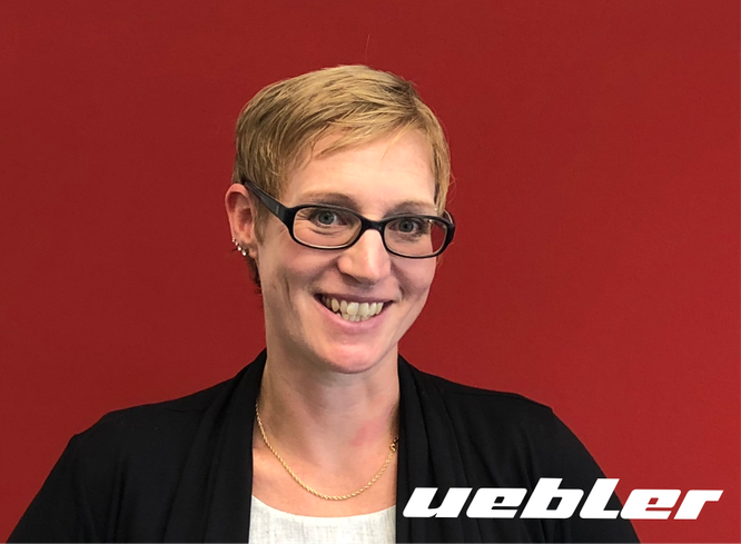 Monja Fuchs, Produktmanagement e-mobility Uebler