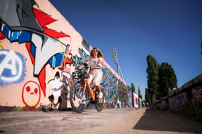 Donkey Republic ist ein Bike-Sharing-Pionier mit Sitz in Kopenhagen