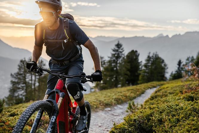 FLYER E-Bikes Mountain Uproc6