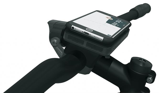 Compit - Die Smartphone-Halterung für alle gängigen Lenker- und Vorbau-Kombinationen