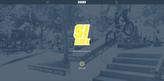 SIBMX hat seine Webseite relauncht