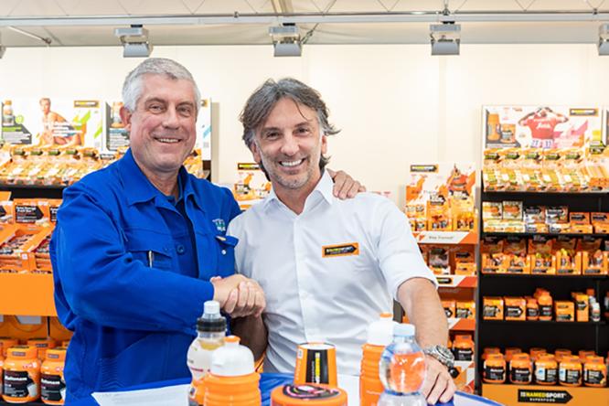 Von links nach rechts: Bernhard Lange und Andrea Rosso / Foto: Paul Lange & Co.