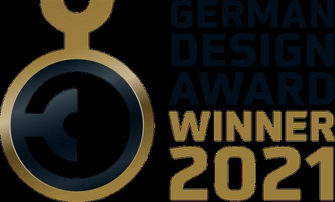 Der German Design Award zählt zu den anerkanntesten Design-Wettbewerben weltweit.