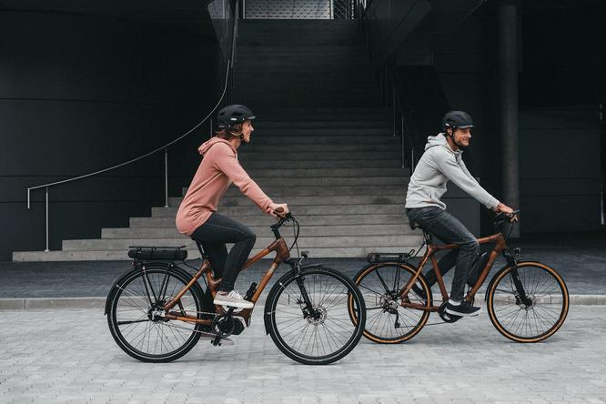 Nachhaltiger Fahrrad-Spaß im Urlaub - Mit den Bambus E-Bikes die Schleiregion entdecken // Pierspeicher Boutique Hotel