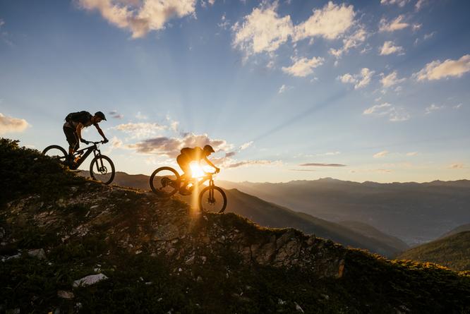 FLYER E-Bikes Mountain Uproc6 — Wallis © Flyer Thomas Knecht