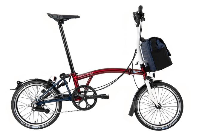 BROMPTON BICYCLE X TEAM GB  Sonderedition