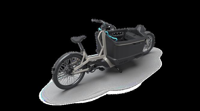 Weltpremiere auf der Eurobike 2019 in Friedrichshafen – Koblenzer Hersteller setzt mit dem ca go neue Maßstäbe bei Sicherheit, Komfort und Transport