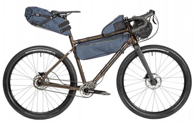 Argon GX Pinion - Bikepacking