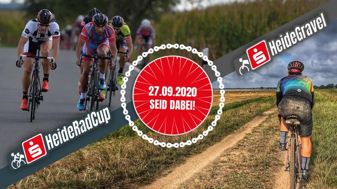 Das Jedermannrennen, der Sparkassen-HeideRadCup, findet am 27. September in Torgau bei Leipzig statt.