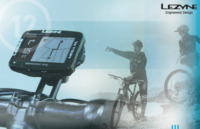 Mega GPS - Lezyne hebt GPS-Fahrradcomputer auf ein neues Level
