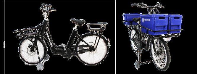 Pendix: Erstes Komplettbike vom Experten für elektrische Nachrüstantriebe