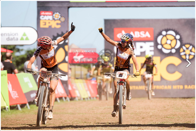 Photo by Andrew McFadden/Cape Epic/SPORTZPICS
