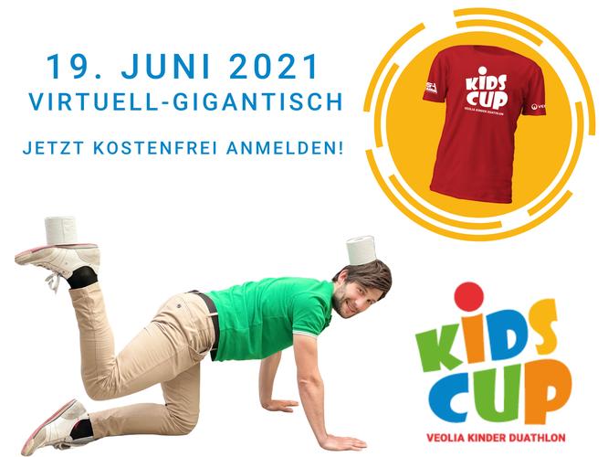 Virtueller Veolia-KidsCup