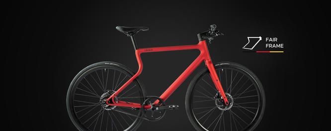 Urwahn Bikes Fairframe
