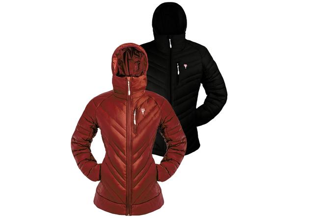 The Faithful DownWool Jacket von Grüezi bag -  Neu für die Herbst/Winter Bike Saison 2021/2022 - Die erste Jacke mit innovativer und einzigartiger DownWool Isolation