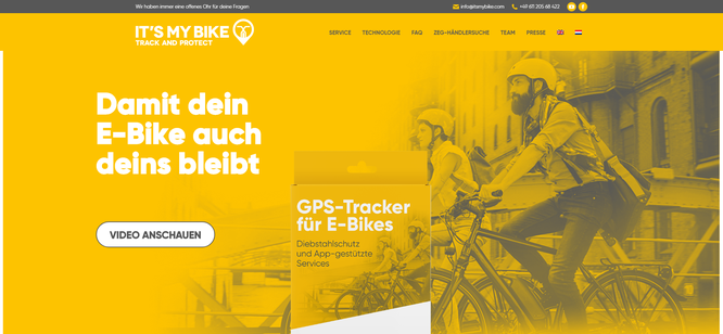 Alteos aus Berlin bietet erste E-Bike-Versicherung mit GPS-Tracking und Neuwerterstattung in Deutschland an