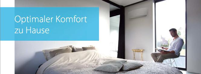 Optimaler Komfort zu Hause