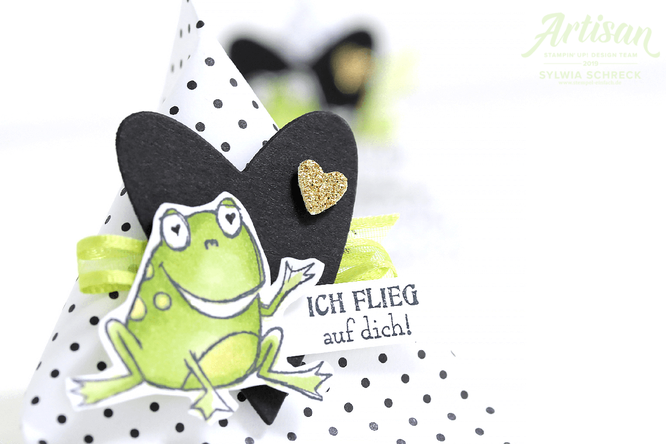 Sale A Bration 2019 Stampin Up Froschkönig