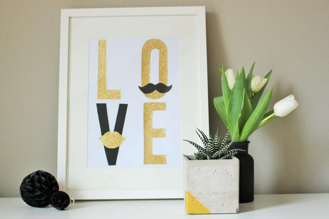 Bild: last-minute DIY Geschenk zum selber machen, schöne Idee für die Hochzeit oder als Dekoration für Candybar und Sweet Table, gefunden auf Partystories.de