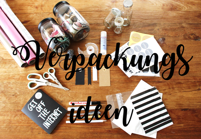 Geschenke Schön Verpacken Partystories Blog