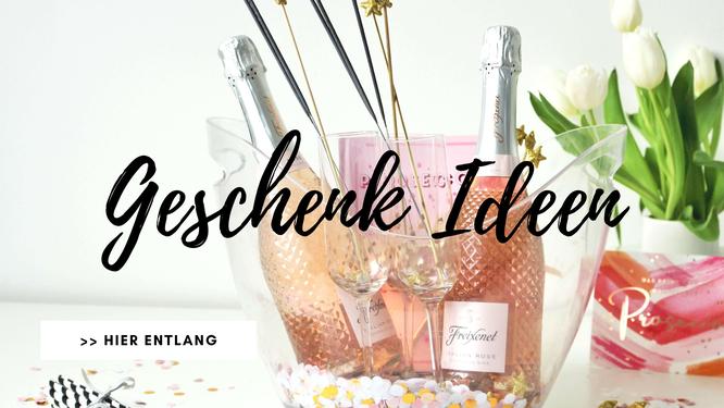 Bild: Startseite Kreativblog DIY Blog Partystories // Geschenke selber machen DIY Geschenkideen