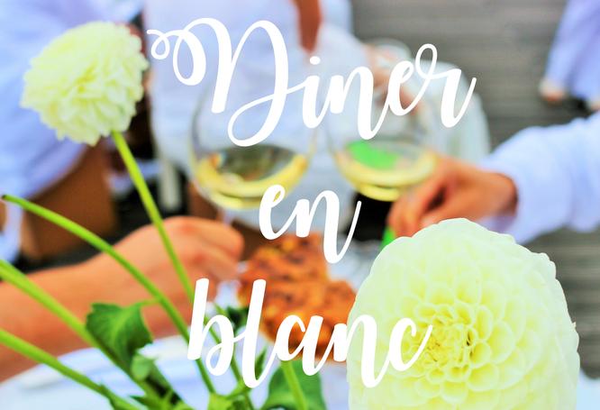 Bild: Diner en blanc in Düsseldorf 2016 Blogpost, gefunden auf Partystories.de