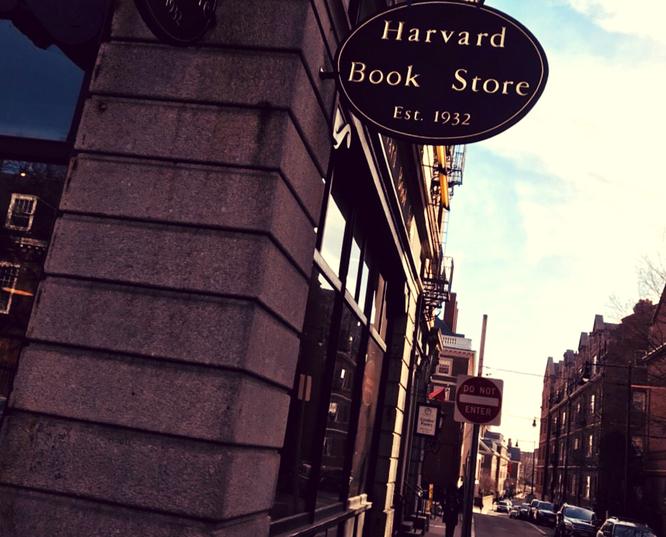 ナイアガラ ボストン ハーバード 景色