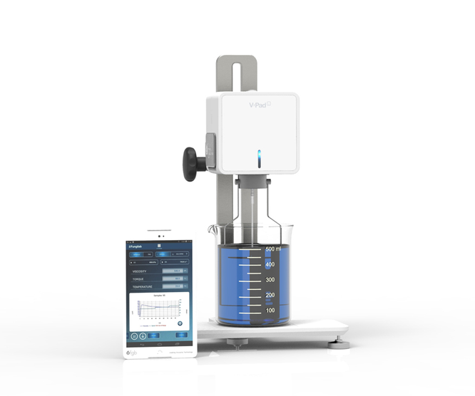 Viscosimetro V-COMPACT FUNGILAB