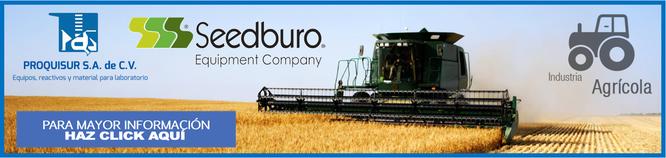 Equipos para industria agrícola Seedburo