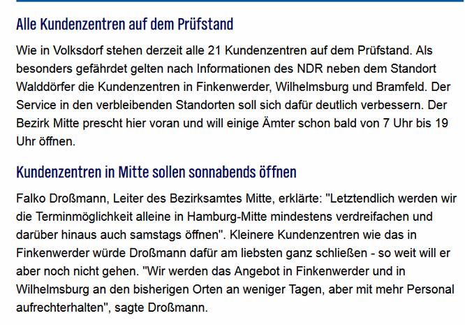 NDR Hamburg Journal vom 15.04.17 (Auszug)