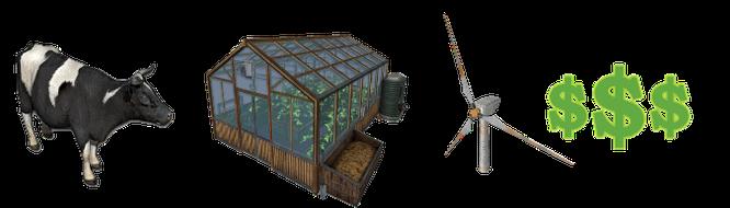 maps/Objekte landwirtschafts simulator 15 maps Objekte Tiere platzierbare objekte Silo Abladestelle