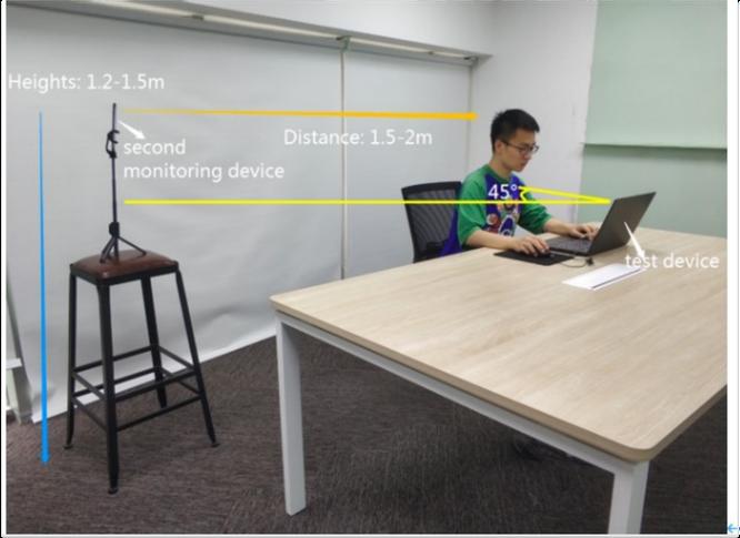 PMP®オンライン試験新制度_イーグルアイによる監視のイメージ画像